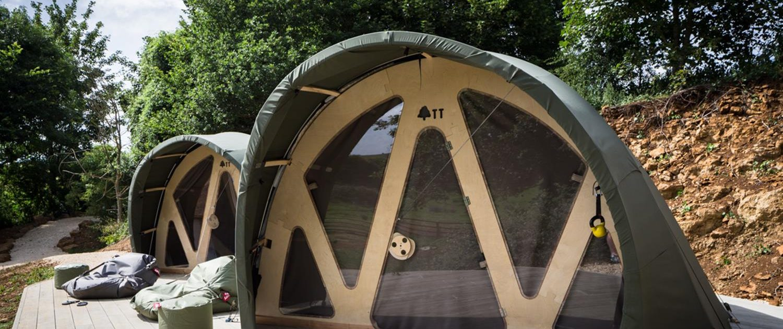 & Firma Shell u2022 Tree Tents