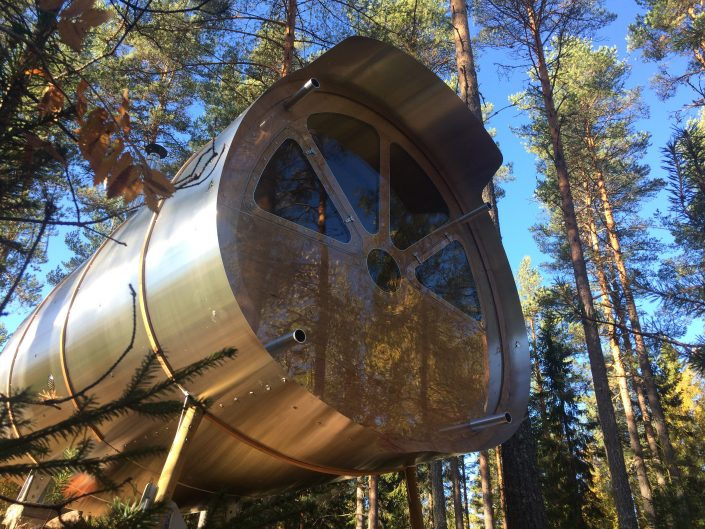 best glamping structures