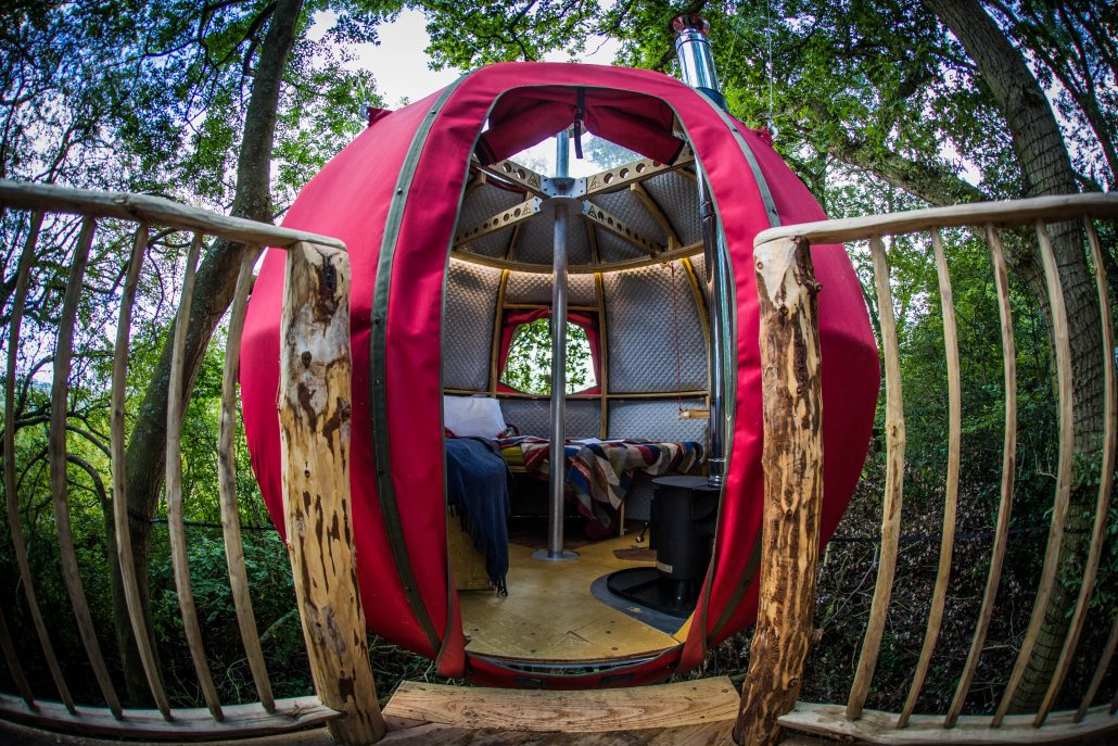 The Tree Tent The World S Greatest Escape Tree Tents
